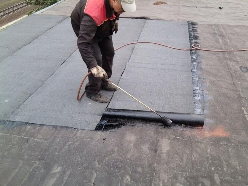 как покрыть крышу технониколем