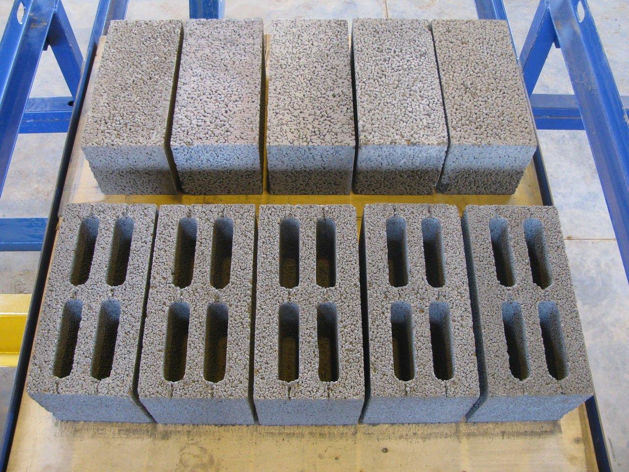 Керамзитоблоки для строительства своими руками
